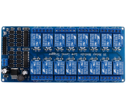 Relay Module 12 V 16 Channels Relay